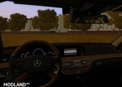 Mercedes-Benz S65 AMG W221 [1.5.9], 3 photo